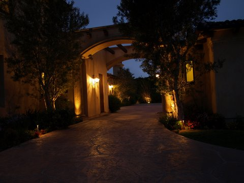 Westlake Village Exterior Lighting Modern Outdoor  Lighting