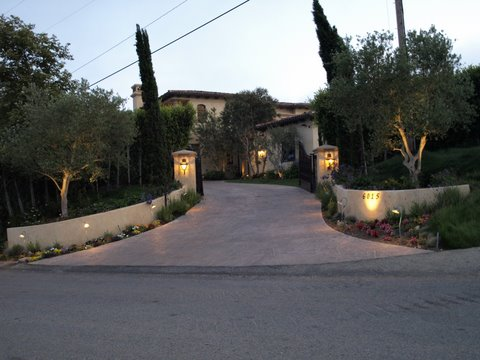 Westlake Village Exterior Lighting