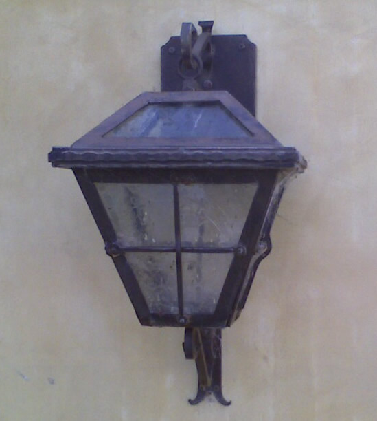 Westlake Village Exterior Lighting Sconce