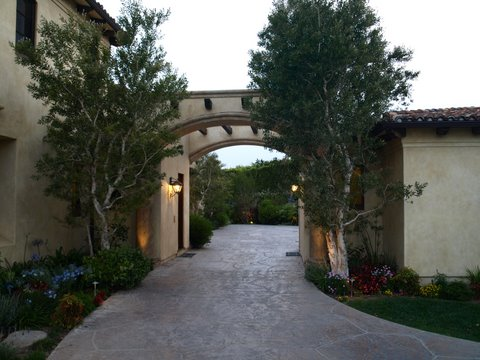 Westlake Village Exterior Lighting Landscape Lighting